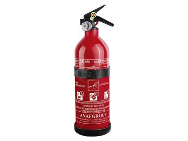ANAF Práškový hasicí přístroj 1 kg ABC
