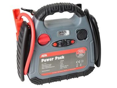 APA Pomocné startovací zařízení Power Pack 250A s kompresorem