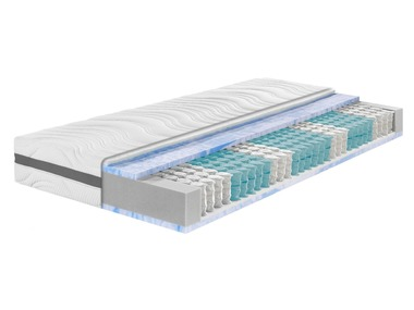 BADENIATRENDLINE 7zónová taštičková matrace BT 320 Plus TFKTvrdost: Výška:Rozměry: