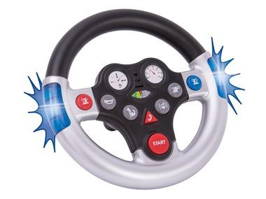 BIG Volant Bobby Car Rescue-Sound-Wheel