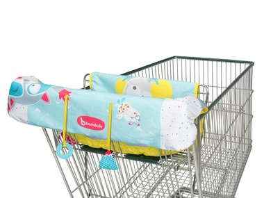 Badabulle Sedátko do nákupního vozíku