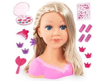 BayerDesign Česací hlava Charlene super modelka