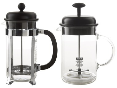 Bodum Kávovar French press / Napěňovač mléka