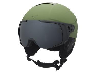 Cébé Lyžařská helma Element Visor Matt Camo 17/18