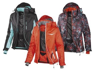 CRIVIT® Dámská lyžařská bunda