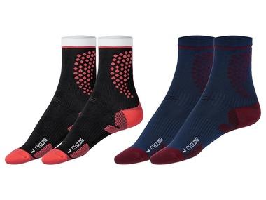 CRIVIT® Dámské cyklistické ponožky