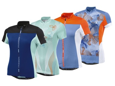 CRIVIT® Dámský cyklistický dres