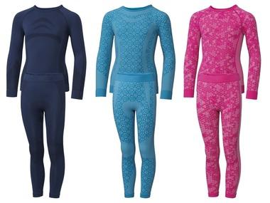 CRIVIT® Dívčí funkční spodní prádlo