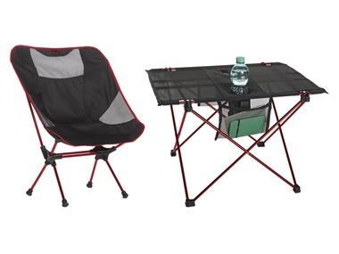 CRIVIT® Kempinkový stůl / židle