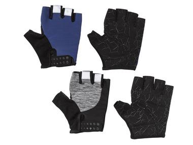 CRIVIT® Pánské cyklistické rukavice