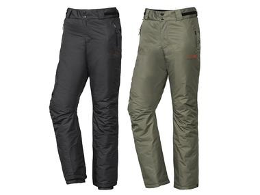 CRIVIT® Pánské zimní kalhoty