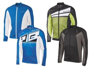 CRIVIT® Pánský cyklistický dres s dlouhými rukávy