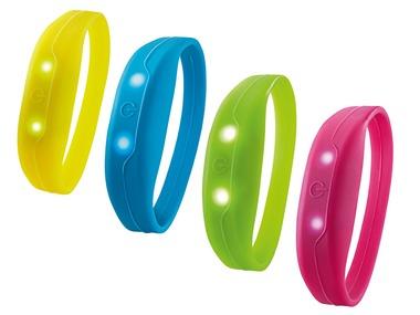 CRIVIT® Svíticí náramky s LED