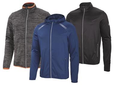 CRIVIT®PRO Pánská softshellová běžecká bunda