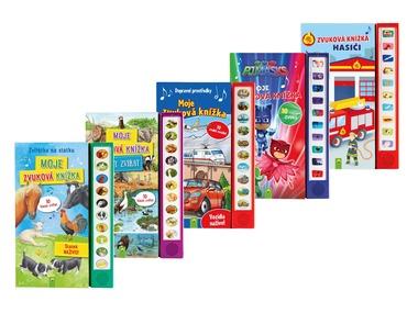 Dětská zvuková kniha