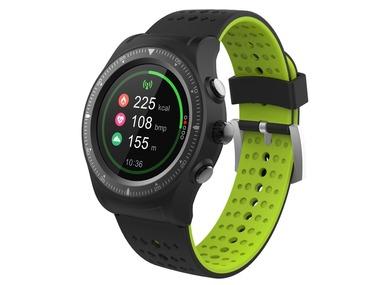 DENVER Chytré hodinky s GPS SW-500