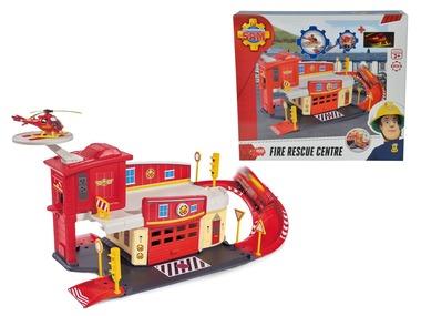 DICKIE Požárník Sam hasičská stanice
