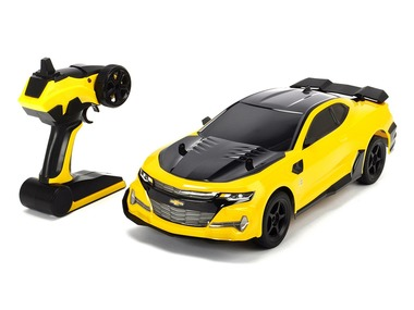 DICKIE RC Transformers M5 Bumblebee 1:10