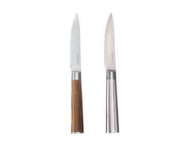 ERNESTO® Loupací nůž z damascénské oceli