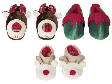 ESMARA® Dámská vánoční domácí obuv
