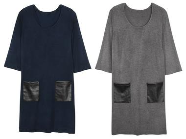 ESMARA® Dámské úpletové šaty XXL