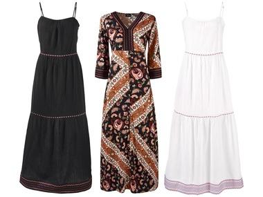 ESMARA® Dámské maxi šaty