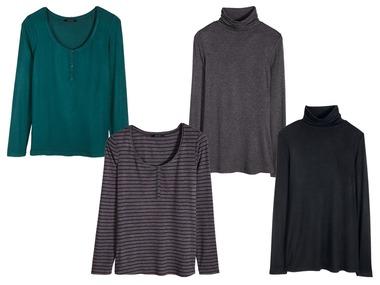 ESMARA® Dámské termo triko s dlouhými rukávy