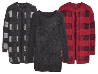 ESMARA® Dámský dlouhý svetr / šaty