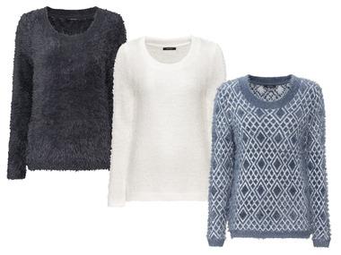 ESMARA® Dámský plyšový svetr