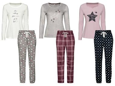 ESMARA®Lingerie Dámské pyžamo