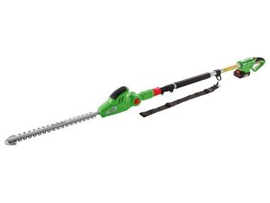 FLORABEST® Aku teleskopické nůžky na živý plot FTHSA 20 B2