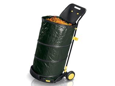 FLORABEST® Pojízdný vak na listí a zahradní odpad