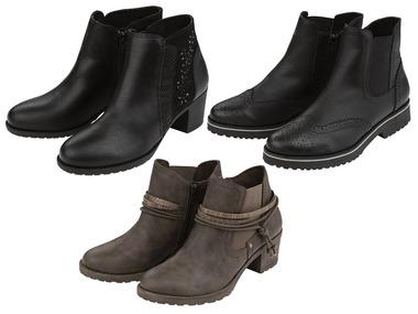 Footflexx Dámská kotníková obuv