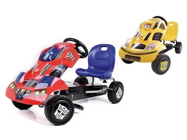 Hauck TOYS FOR KIDS Go Kart Transformers