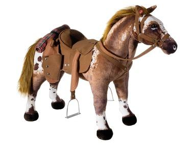 Heunec Plyšový kůň stojící