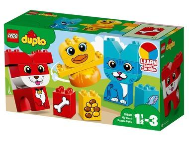LEGO® DUPLO® Moji první skládací mazlíčci