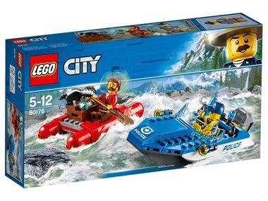 LEGO®City Police 60176 Útěk na divoké řece