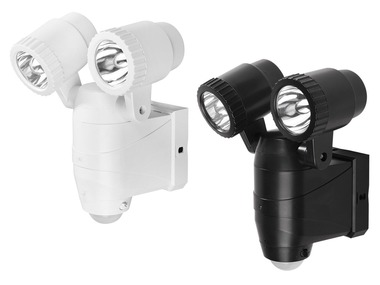 LIVARNOLUX® LED reflektor / LED solární reflektor