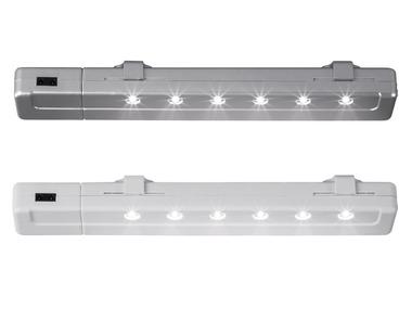 LIVARNOLUX® LED světelná lišta s pohybovým senzorem