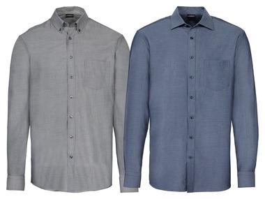 """LIVERGY® Pánská košile """"Modern Fit"""" s kašmírem"""