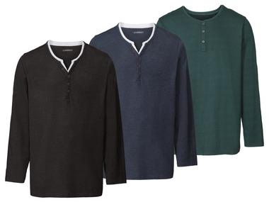 LIVERGY® Pánské triko s dlouhými rukávy XXL