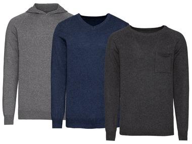 LIVERGY® Pánský svetr s kašmírem