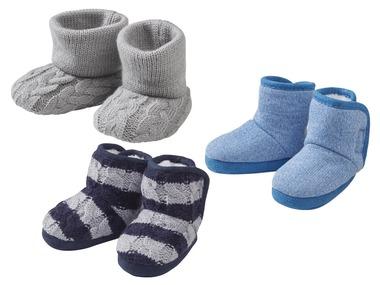 LUPILU® Chlapecká domácí obuv