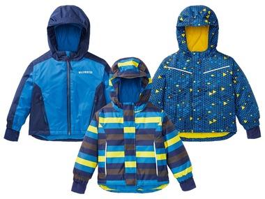LUPILU® Chlapecká lyžařská bunda