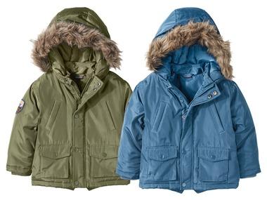 LUPILU® Chlapecká zimní bunda
