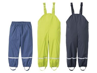 LUPILU® Chlapecké nepromokavé kalhoty