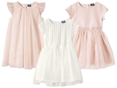 LUPILU® Dívčí šaty