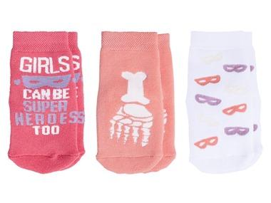LUPILU® Dívčí ABS ponožky