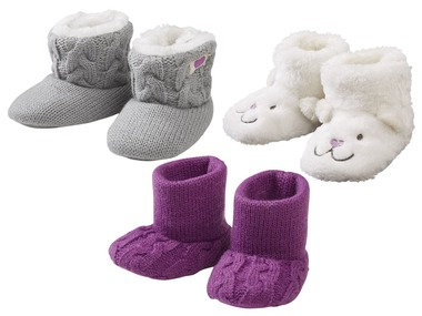LUPILU® Dívčí domácí obuv