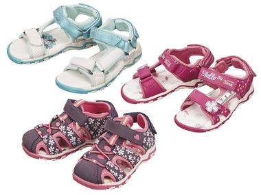 LUPILU® Dívčí sandály